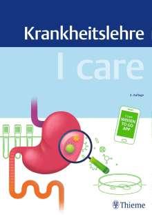 I care Krankheitslehre, 1 Buch und 1 Diverse