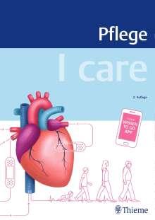 I care Pflege, 1 Buch und 1 Diverse