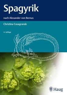 Christina Casagrande: Spagyrik, Buch