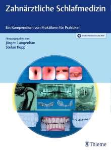 Zahnärztliche Schlafmedizin, 1 Buch und 1 Diverse