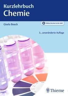 Gisela Boeck: Kurzlehrbuch Chemie, 1 Buch und 1 Diverse
