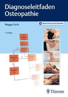 Magga Corts: Diagnoseleitfaden Osteopathie, 1 Buch und 1 Diverse