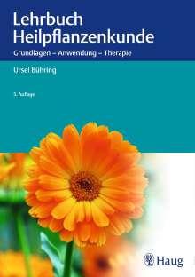 Ursel Bühring: Lehrbuch Heilpflanzenkunde, Buch