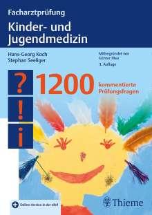 Hans-Georg Koch: Facharztprüfung Kinder- und Jugendmedizin, 1 Buch und 1 Diverse