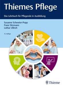 Thiemes Pflege (kleine Ausgabe), Buch