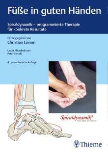Christian Larsen: Füße in guten Händen, Buch