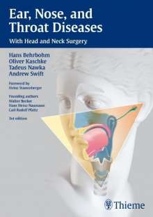 Ear, Nose, and Throat Diseases, Buch