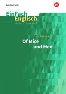 John Steinbeck: Of Mice and Men. EinFach Englisch Unterrichtsmodelle, Buch