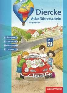 Diercke Weltatlas. Atlasführerschein. Arbeitsheft, Buch