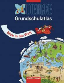 Diercke Grundschulatlas. Blick in die Welt, Buch