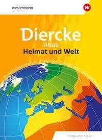 Heimat und Welt Universalatlas. Rheinland-Pfalz, Buch