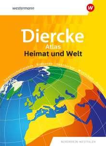 Heimat und Welt Universalatlas. Nordrhein-Westfalen, Buch