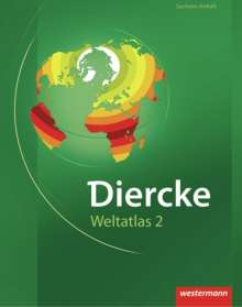 Diercke Weltatlas. Ausgabe 2. Sachsen-Anhalt. Realschule, Buch