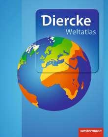 Diercke Weltatlas - Aktuelle Ausgabe 2015, 1 Buch und 1 Diverse