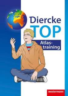 Diercke Weltatlas - Aktuelle Ausgabe. TOP Atlastraining, Buch