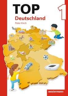 TOP 1. Topographische Arbeitshefte. Deutschland, Buch