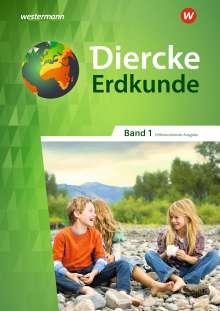 Diercke Erdkunde 1. Schülerband. Differenzierende Ausgabe. Nordrhein-Westfalen, Buch