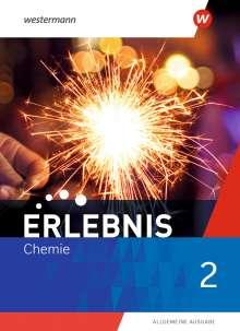 Erlebnis Chemie 2. Schülerband. Allgemeine Ausgabe, Buch