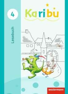 Karibu 4. Lesebuch, Buch