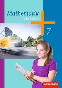 Jochen Herling: Mathematik 7. Arbeitsheft. Hessen, Niedersachsen, Rheinland-Pfalz, Saarland, Buch