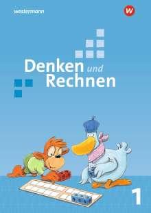 Denken und Rechnen 1. Schülerband.  Allgemeine Ausgabe, Buch