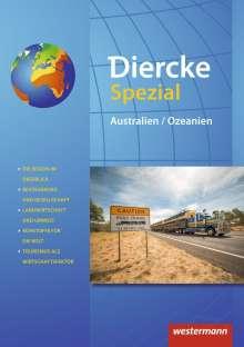 Klaus Claaßen: Diercke Spezial. Australien / Ozeanien, Buch