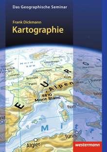 Frank Dickmann: Kartographie, Buch