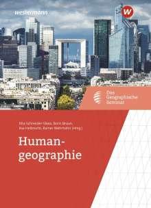 Boris Braun: Humangeographie, Buch