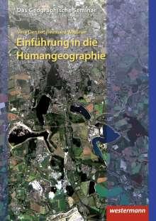 Vera Denzer: Humangeographie, Buch