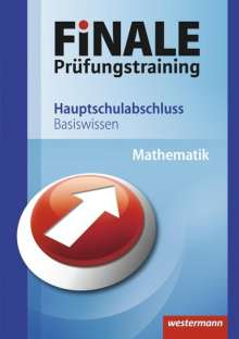 Eugen Bauhoff: Finale - Prüfungstraining Hauptschulabschluss. Mathematik, Buch