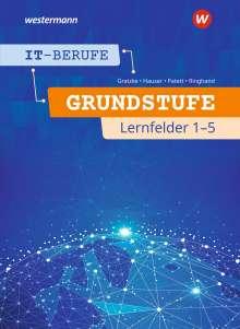Klaus Ringhand: IT-Berufe. Schülerband. Grundstufe 1. Jahr.  Lernfelder 1-5, Buch