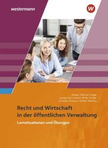 Hans-Gerd Düngen: Ausbildung in der öffentlichen Verwaltung. Lernsituationen und Übungen, Buch