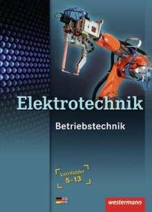 Michael Dzieia: Betriebstechnik. Schülerbuch. Lernfelder 5 - 13, Buch