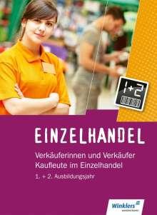 Karin Jockel: Einzelhandel. 1. + 2. Ausbildungsjahr: Schülerband, Buch