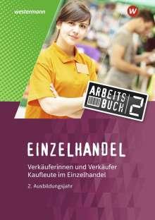 Markus Fox: Einzelhandel. 2. Ausbildungsjahr: Arbeitsbuch, Buch