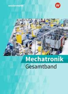 Günter Aldejohann: Mechatronik. Gesamtband: Schülerband, Buch