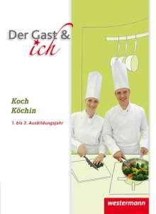 Andreas Bock: Der Gast & ich. Koch/Köchin. Schülerband, Buch