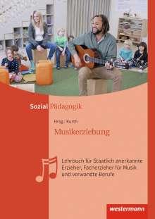 Werner Doßmann: Musikerziehung. Schülerband, Buch