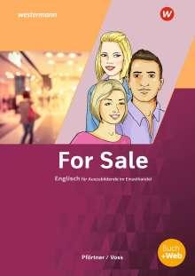 Juliane Voss: For Sale - Englisch für Auszubildende im Einzelhandel, Buch