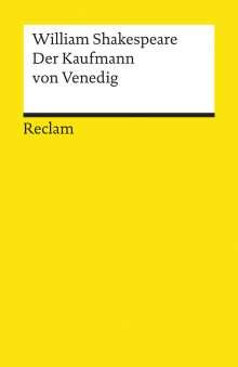 William Shakespeare: Der Kaufmann von Venedig, Buch