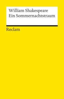 William Shakespeare: Ein Sommernachtstraum, Buch