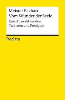 Meister Eckhart: Vom Wunder der Seele, Buch