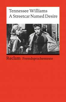 Tennessee Williams: A Streetcar named Desire, Buch