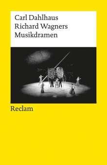 Carl Dahlhaus: Richard Wagners Musikdramen, Buch