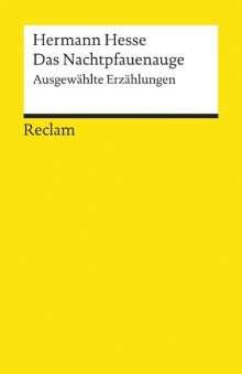 Hermann Hesse: Das Nachtpfauenauge, Buch