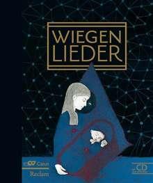 Verschiedene (s. Einzeltitel): Wiegenlieder - Liederbuch inkl. Mitsing-CD, Noten