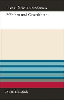 Hans Christian Andersen: Märchen und Geschichten, Buch