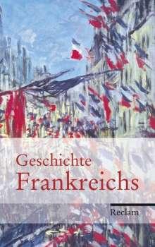 Heinz-Gerhard Haupt: Geschichte Frankreichs, Buch