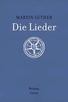 Martin Luther: Die Lieder, Buch