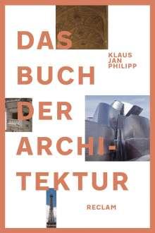 Klaus Jan Philipp: Das Buch der Architektur, Buch